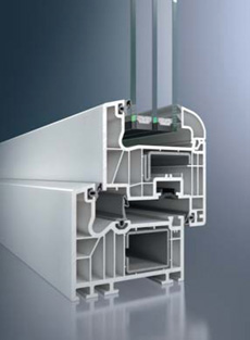 Fenster mit guter Energieeffizientes