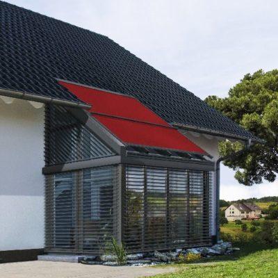 Markise für Terrassendach und Wintergarten